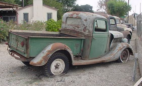 Ford salvage pickups #2